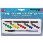 Manuscript Student Calligraphy Pen & 6 Nib Set Thumbnail